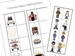 best 25 community helpers worksheets ideas on pinterest