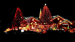 bakersfield home with beautiful christmas lights youtube