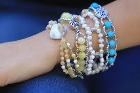 bracelet handmade jewelry images Shells rosary bracelet handmade rosaries catholic jewelry jpg