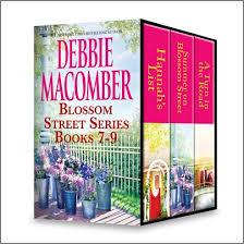 harlequin debbie macomber blossom series books 7 9