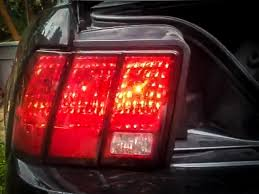 sn95 mustang tail lights upgrading to sn95 sequential tail lights with american muscle stangtv