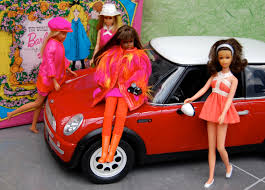 barbie red cars barbie fashion icon of the 60 u0027s friends u0026 family