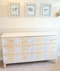 Ikea Hack Dresser by Easy Ikea Hack Fun Painted Dresser Miss Bizi Bee