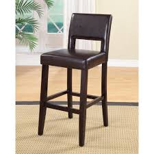 home decorators collection vega 24 in dark brown cushioned bar home decorators collection vega 24 in dark brown cushioned bar stool