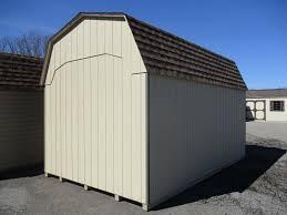 10x16 dutch lp smart panel siding storage shed pine creek structures
