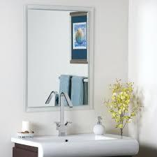 frameless picture hanging bathroom mirror hanging kit bathroom mirrors ideas