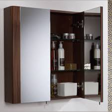Wood Framed Bathroom Vanity Mirrors by Wooden Mirrored Bathroom Cabinet Descargas Mundiales Com