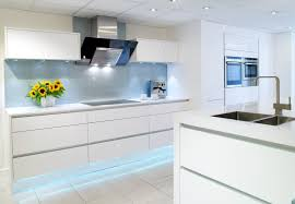 linear kitchen kitchens falkingham fabrication