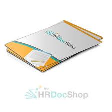 disciplinary templates the hr doc shop uk u0026 northern ireland