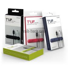 Magnetic Desk Organizer Magnetic Tup Cable Organizer With 3 Pack Cable Buckles Green