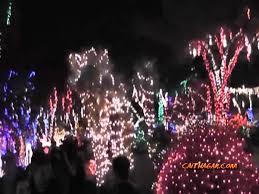 ethel m chocolate factory las vegas holiday lights christmas lights ethel m chocolate factory youtube