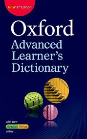 oxford advanced learner u0027s dictionary with online access 9th
