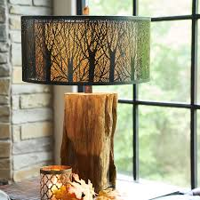 Bird And Branch Table Lamp by Etched Birches Table Lamp Pier 1 Imports