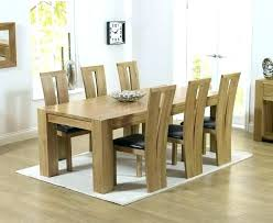 Dining Tables And 6 Chairs 6 Seater Dining Table And Chairs Artcercedilla