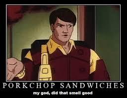 Pork Chop Sandwiches Meme - porkchop sandwiches a look at the infamous g i joe psa parodies
