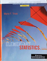 elementary statistics annotated instructor u0027s edition
