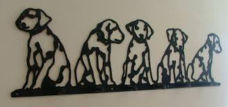 themed wall hooks hangers awesome dalmation decorative coat hook rack dog animal