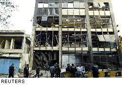 consolato colombiano explotan bombas en embajada de espa祓a y consulado colombiano en