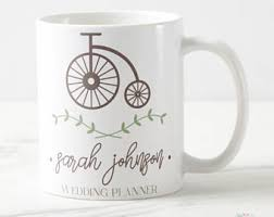personalized wedding planner wedding planner gift etsy
