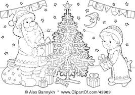 15 christmas tree coloring pages kids u003e u003e disney coloring pages