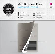 business plan indesign template professional business plan