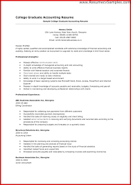 luxury accounting major resume mailing format