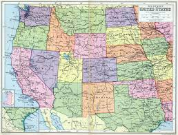 Blank Map Of Northeast States by Map Of Usa States West Coast At Maps West Coast Usa Map Stock