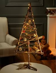 20 lit christmas twig tree m u0026s