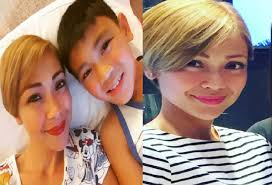 new haircut if jodi sta jodi sta maria new blonde hairdo youtube