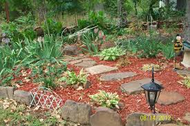 red lava rocks landscaping u2014 bistrodre porch and landscape ideas