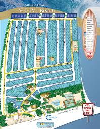 Map Of St Augustine Florida by Bryn Mawr Ocean Resort