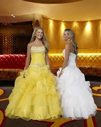 yellow wedding dress quinceanera dressesprom gown dresses discount yellow white beaded