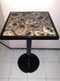 petrified wood dining table petrified wood table indogemstone unusual home decor