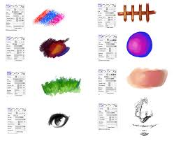 brushes type for paint tool sai 3 by ryky deviantart com on