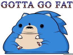 Sonic Gotta Go Fast Meme - gotta go fast gifs tenor