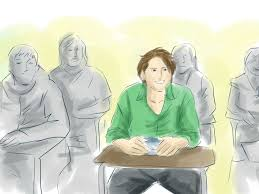 2 simple ways to do a presentation in class wikihow