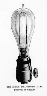 new incandescent light bulb electric l the edison papers
