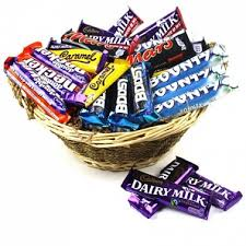 chocolate baskets great occasions chocolate basket gift delivery send occasions with