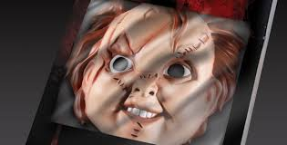 vintage style chucky mask coming this halloween season horror