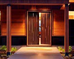 design main door design nice double brown main door from