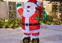 Lighted Christmas Outdoor Decorations by Christmas Yard Decorations Outdoor Christmas Decorations The