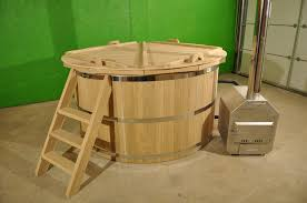 vasche da bagno legno vasca tinozza in legno