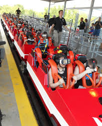 6 Flags St Louis Inpark Magazine U2013 Six Flags St Louis Adds Vr Coaster Experience