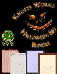 halloween header background knotty works halloween sets bundle the knotty works