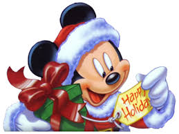 psd detail mickey mouse christmas official psds