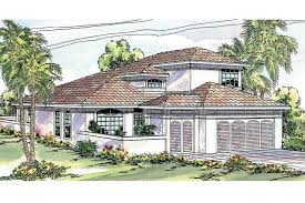 Mediterranean Homes Plans Mediterranean House Plans Cortez 11 011 Associated Designs