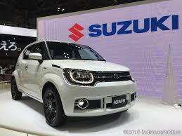 indian car on road james may reviews the maruti suzuki ignis calls it a