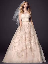 blush wedding dress davids bridal u2014 allmadecine weddings