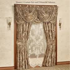 wide window curtains french and patio door panels touch of class