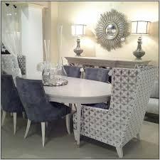 gwinn glasstop dining table quick look bernhardt quick look